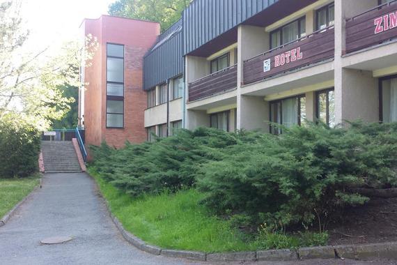 Hotel Zimní stadion foto 16