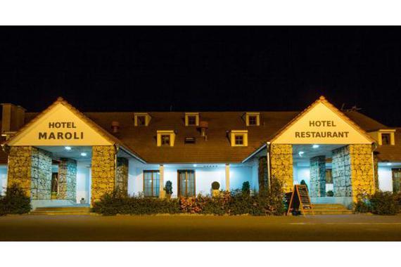 Hotel Maroli Mikulov foto 1