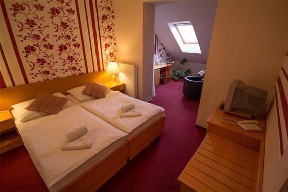 Hotel Maroli Mikulov foto 4
