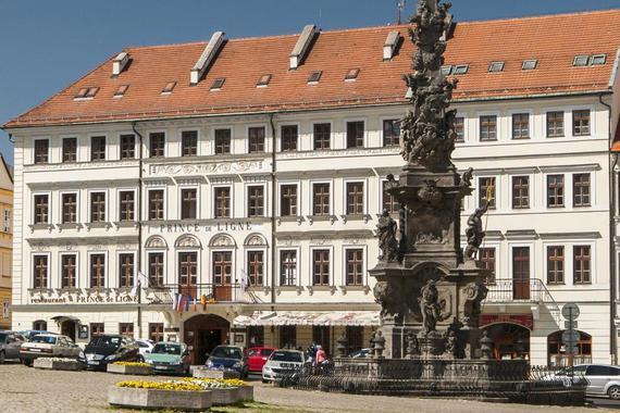 Hotel Prince de Ligne foto 1