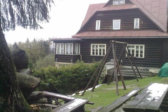 Antonín Sikora - Horská chata Gírová foto 1