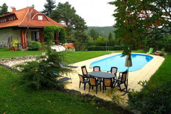 Pension villa Blanka
