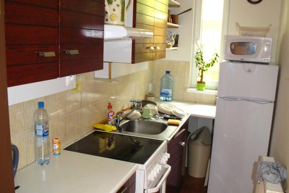kuchynka v Lustig