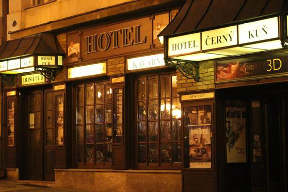 Hotel Černý kůň foto 2