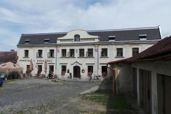 Penzion V Podzámčí foto 1