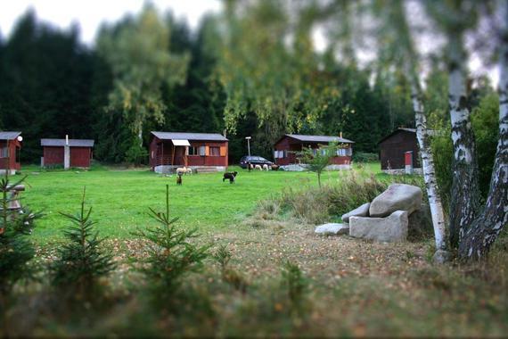 KEMP ÚBISLAV - Ádova chatová osada foto 5