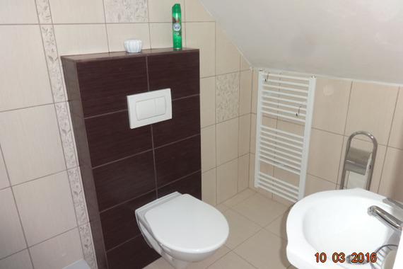 Pokoj č. 6- koupelna