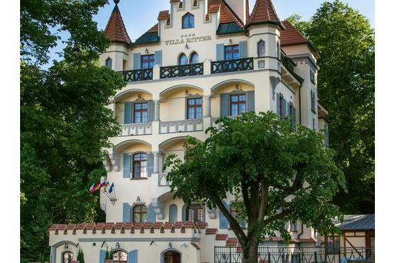 Villa Ritter Vital Hotel foto 1