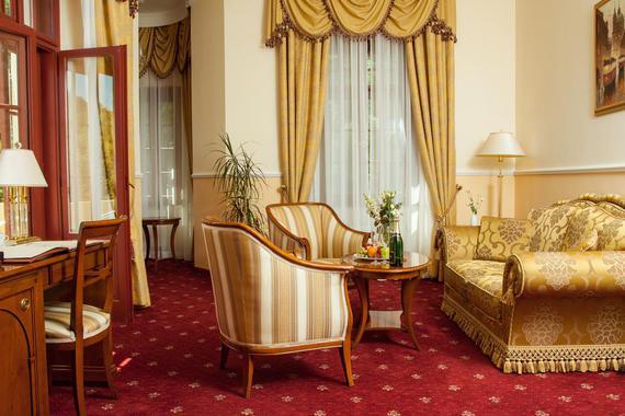 Villa Ritter Vital Hotel foto 2