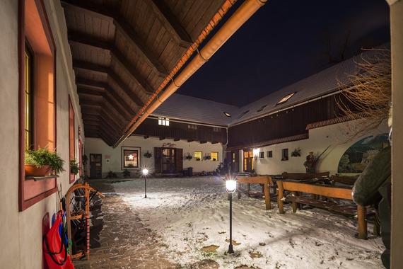 Penzion Na Vysočině foto 16