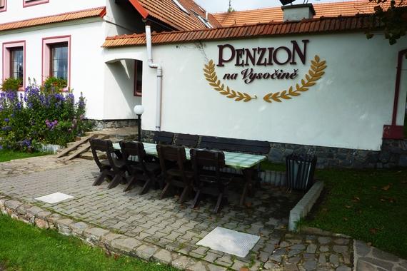Penzion Na Vysočině foto 24