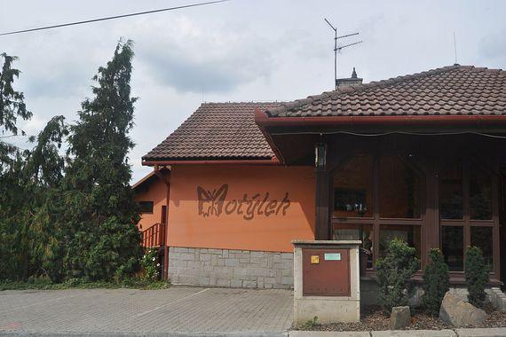 Penzion Motýlek foto 1