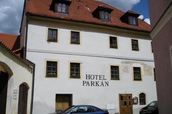 Hotel Parkán foto 1