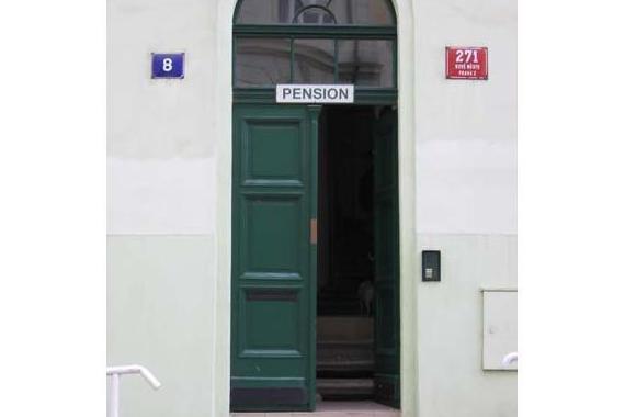 Penzion Zderaz foto 3