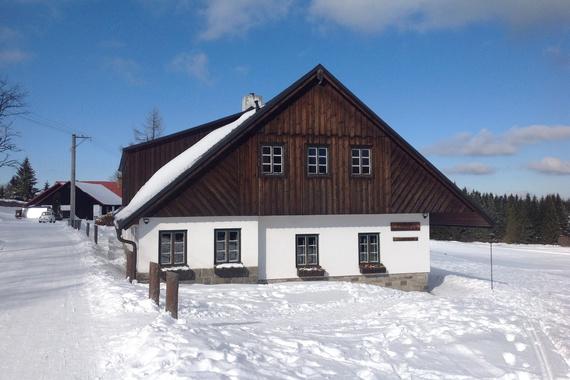 Penzion Pod Churáňovským vrchem foto 1