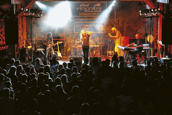 Club penzion Kamínek foto 14