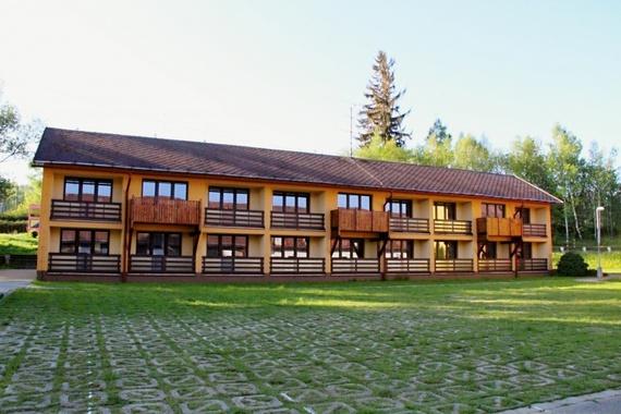Hotel JESTŘÁBÍ foto 1