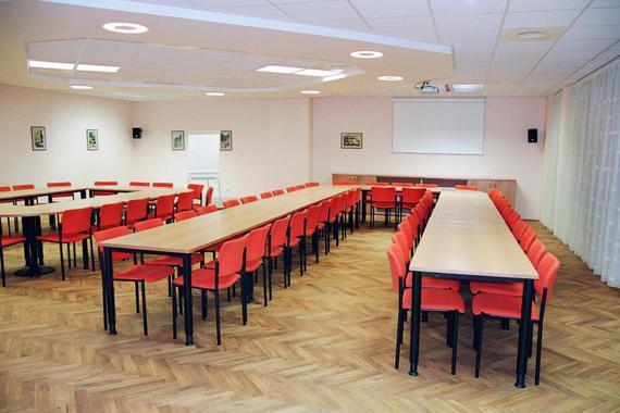 Školící místnost kapacita 70 osob
