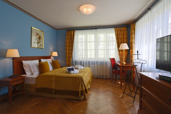 Appia Hotel Residences Praha foto 2