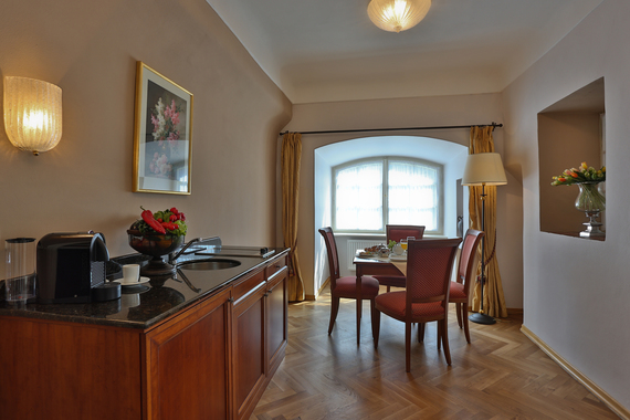 Appia Hotel Residences Praha foto 5