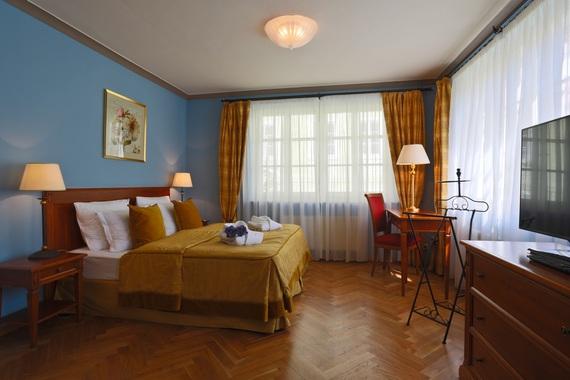 Appia Hotel Residences Praha foto 10