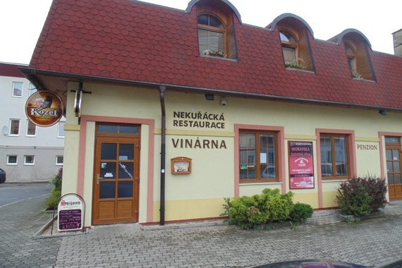 Restaurace - Penzion
