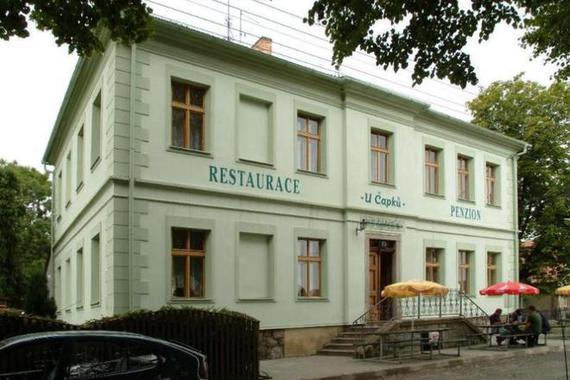 Penzion a restaurace U Čapků foto 1