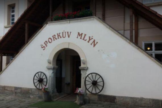 Penzion Šporkův Mlýn foto 2