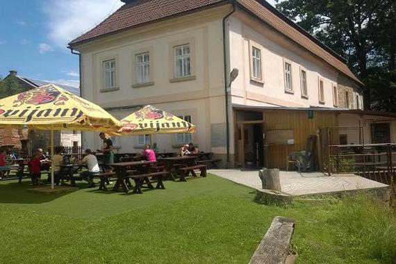 Penzion Šporkův Mlýn foto 6