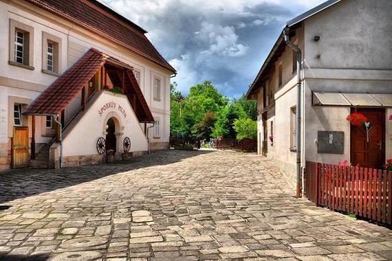 Penzion Šporkův Mlýn foto 1