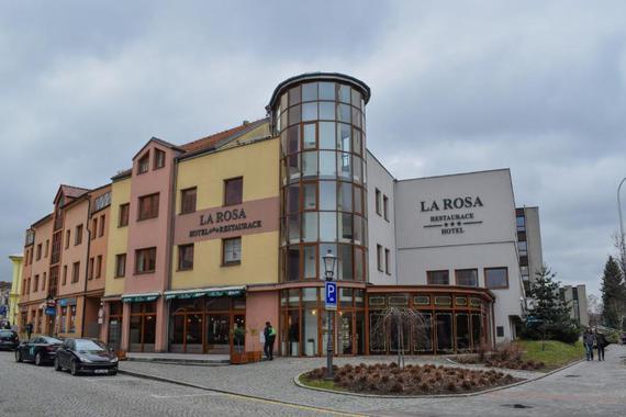Hotel La Rosa foto 1