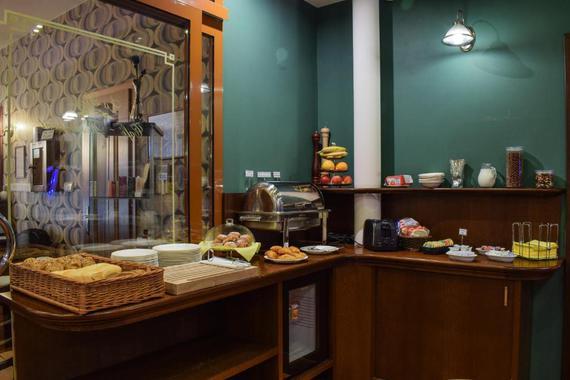 Hotel La Rosa foto 16