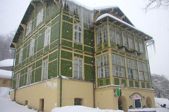 Penzion Stříbrný pramen foto 4