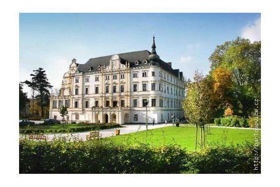 Penzion na zámku Bartošovice foto 22