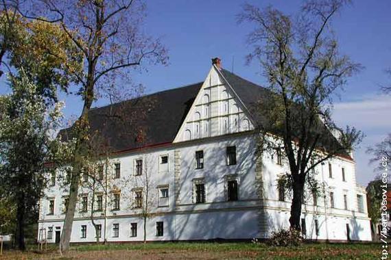 Penzion na zámku Bartošovice foto 11