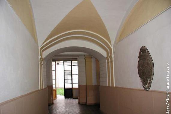 Penzion na zámku Bartošovice foto 10