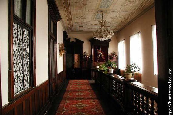 Penzion na zámku Bartošovice foto 12