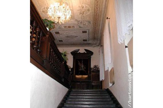 Penzion na zámku Bartošovice foto 16