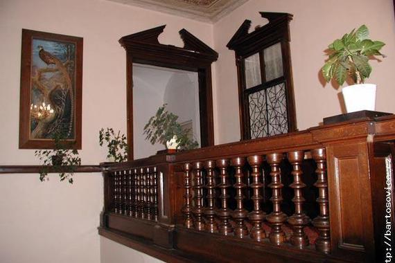 Penzion na zámku Bartošovice foto 14