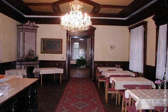 Penzion na zámku Bartošovice foto 15