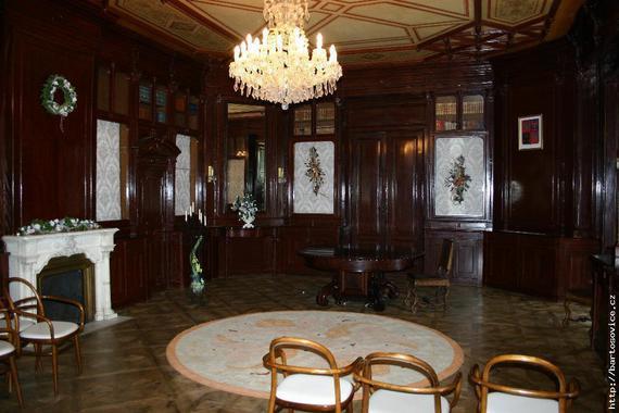 Penzion na zámku Bartošovice foto 9