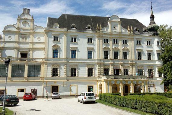Penzion na zámku Bartošovice foto 4