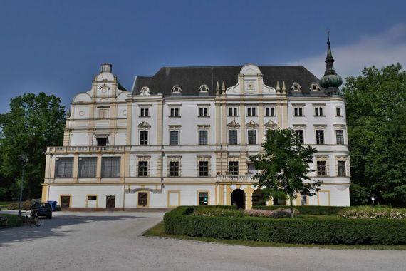 Penzion na zámku Bartošovice foto 2