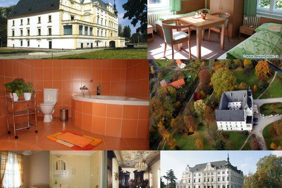 Penzion na zámku Bartošovice foto 6