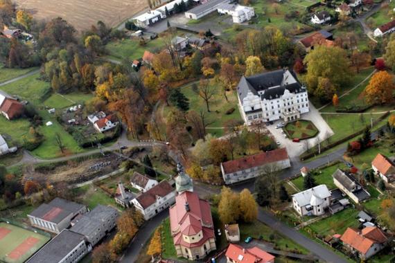 Penzion na zámku Bartošovice foto 3