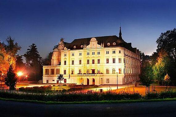 Penzion na zámku Bartošovice foto 1