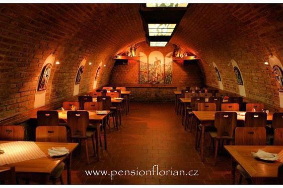 Pension a restaurant FLORIÁN - levné ubytování foto 20