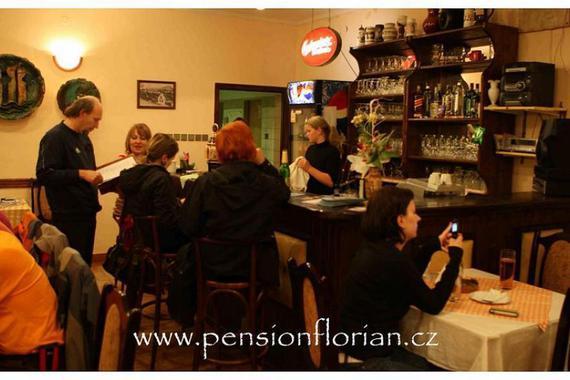 Pension a restaurant FLORIÁN - levné ubytování foto 19