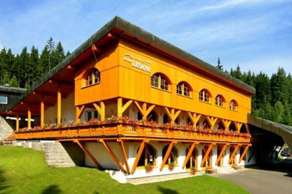 Hotel Lesana foto 1
