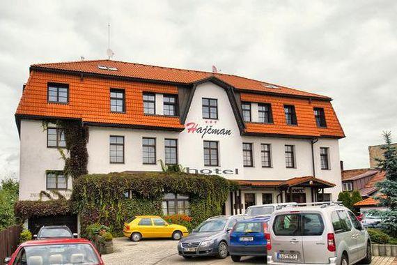 Hotel Hajčman foto 1